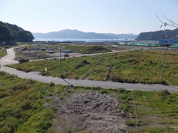 大槌町安渡地区-2014/9/30撮影