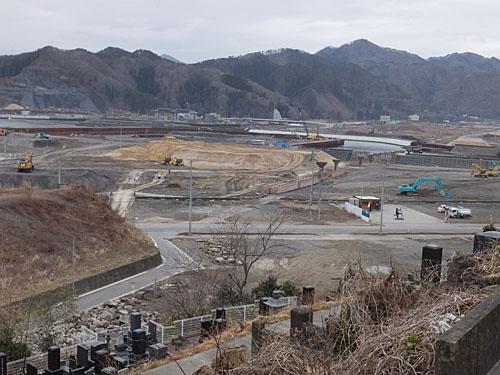 大槌町震災4年の今